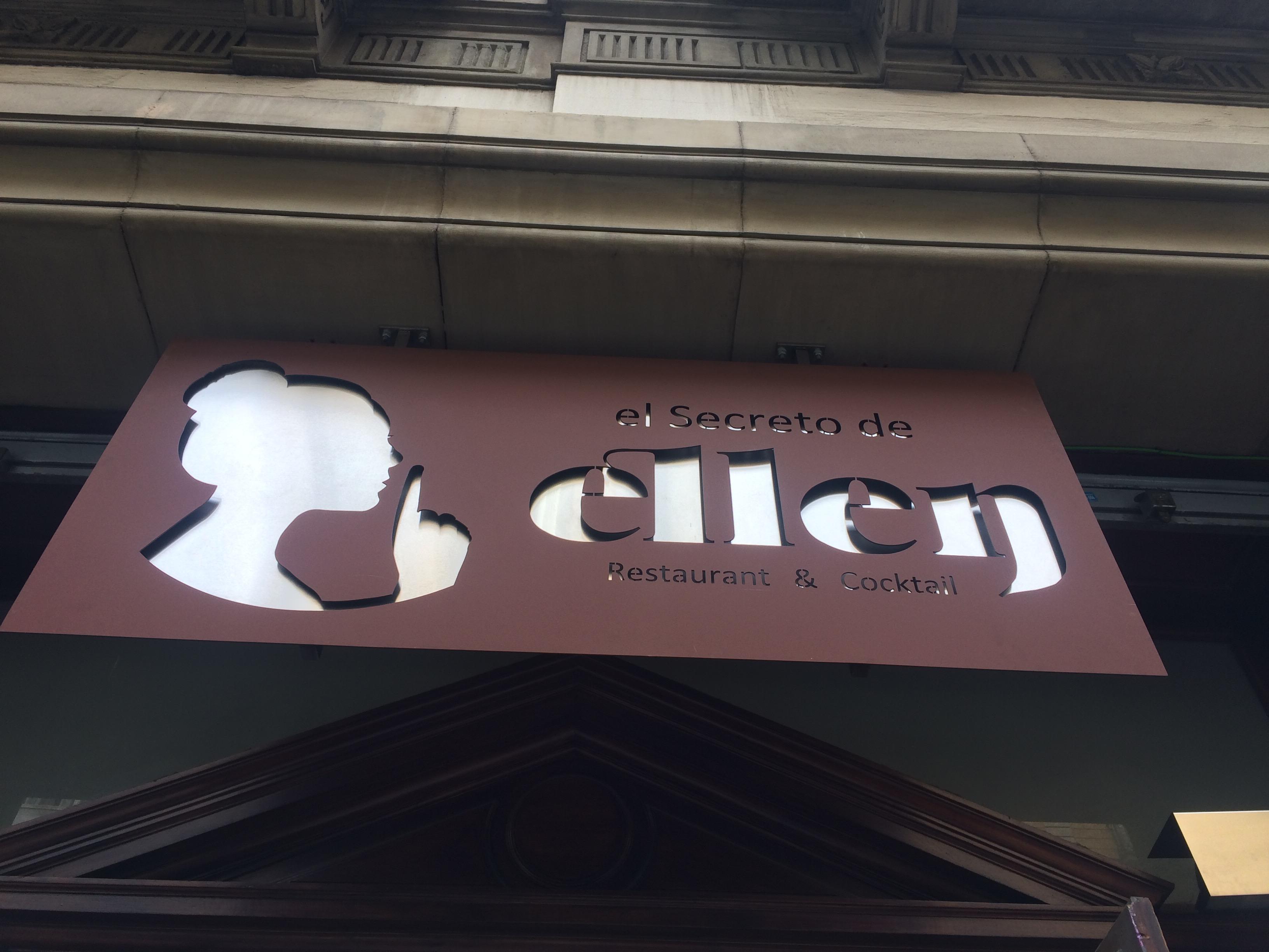 Ellen i Barcelona